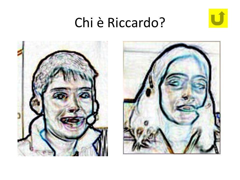 Chi è Riccardo