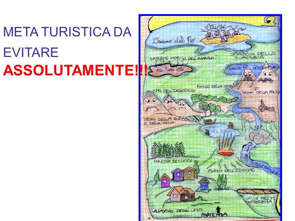 META TURISTICA DA EVITARE ASSOLUTAMENTE!!!