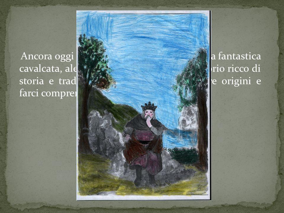 Ancora oggi lo spirito di Aleramo, con la sua fantastica cavalcata, aleggia sul Monferrato, un territorio ricco di storia e tradizioni, per ricordarci