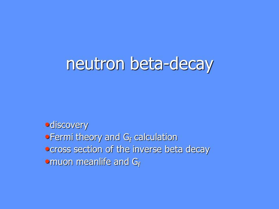 Perchè lenergia degli elettroni emessi non è uguale a quella del nucleo che decade.