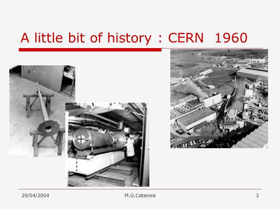 Neutrino Factory CERN layout e + e _ interacts giving oscillates e interacts giving WRONG SIGN MUON 10 16 p/ s 1.2 10 14 s =1.2 10 21 yr 3 10 20 e yr 3 10 20 yr 0.9 10 21 yr Harp Data