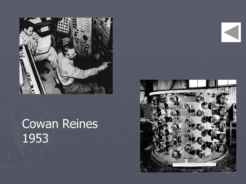 Cowan Reines 1953