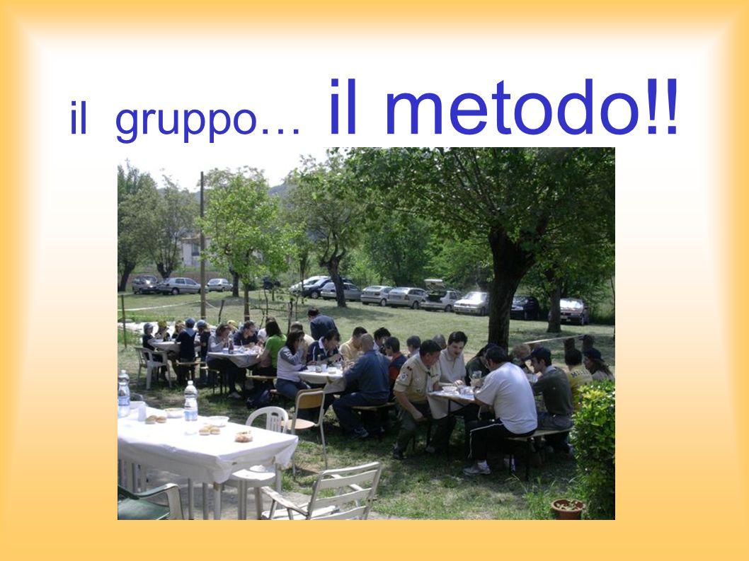il gruppo… il metodo!!