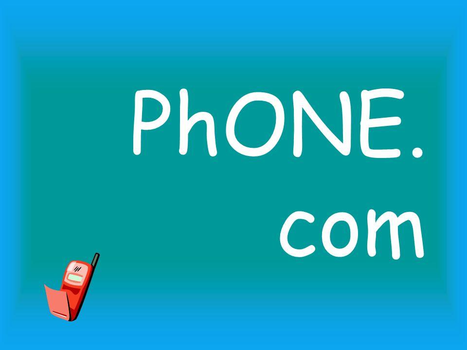 PhONE. com