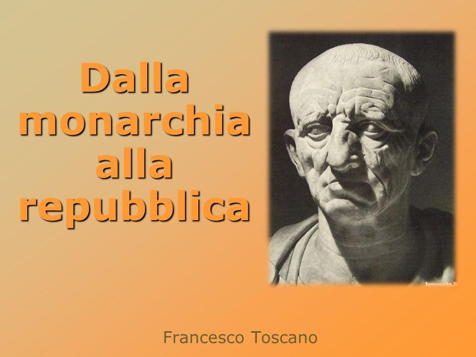 Francesco Toscano Dalla monarchia alla repubblica