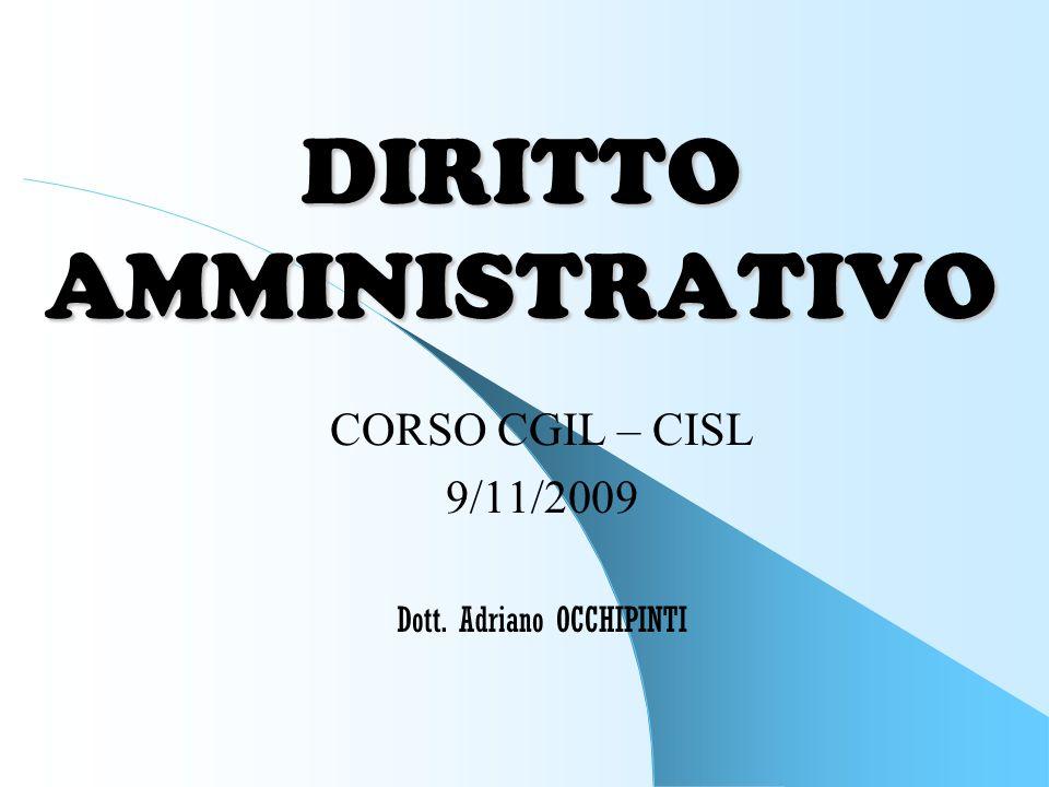 I PRINCIPI DELLATTIVITA AMMINISTRATIVA Principi costituzionali (art.