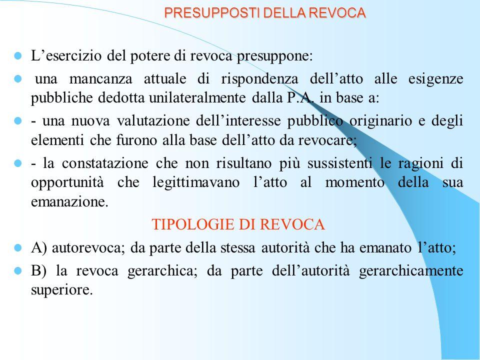 LANNULLABILITA DEL PROVVEDIMENTO AMINISTRATIVO L articolo 21 octies della legge dell 11 febbraio 2005 n.15, recante modifiche ed integrazioni alla legge del 7 agosto 1990 n.