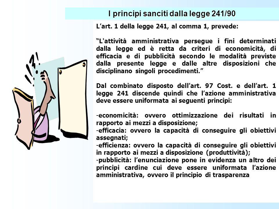 La pubblica amministrazione non può aggravare il procedimento se non per straordinarie e motivate esigenze imposte dallo svolgimento dell istruttoria.