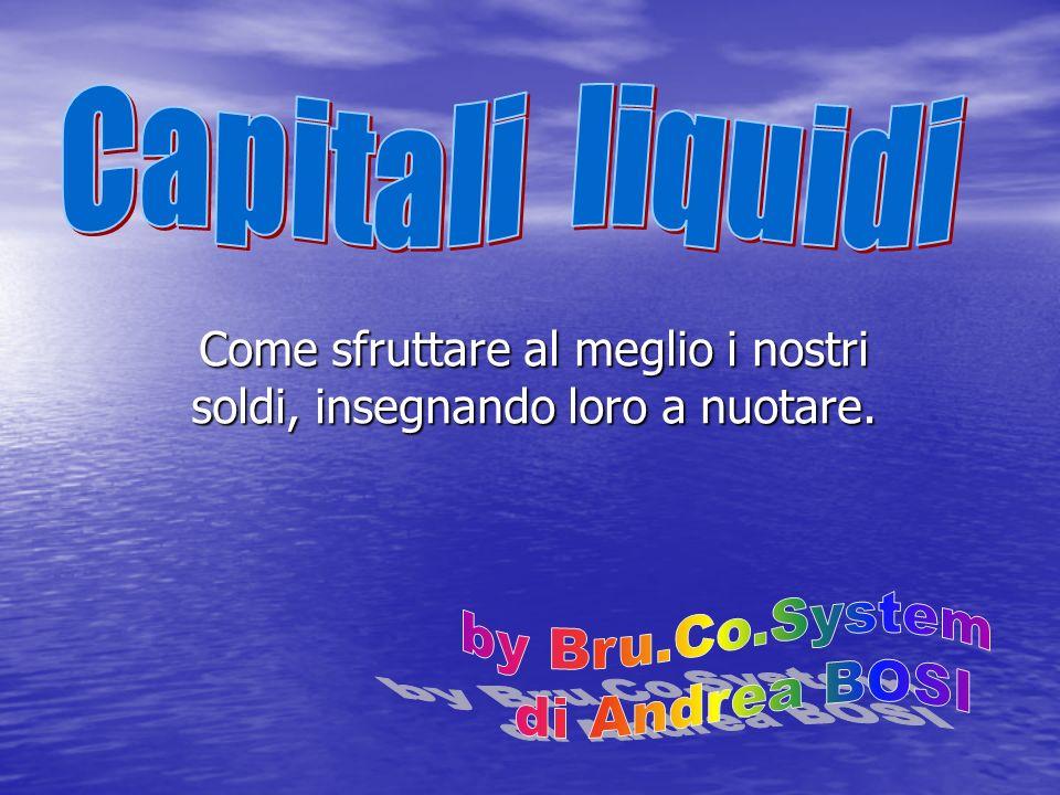 Potafoglio complessivo liquidità