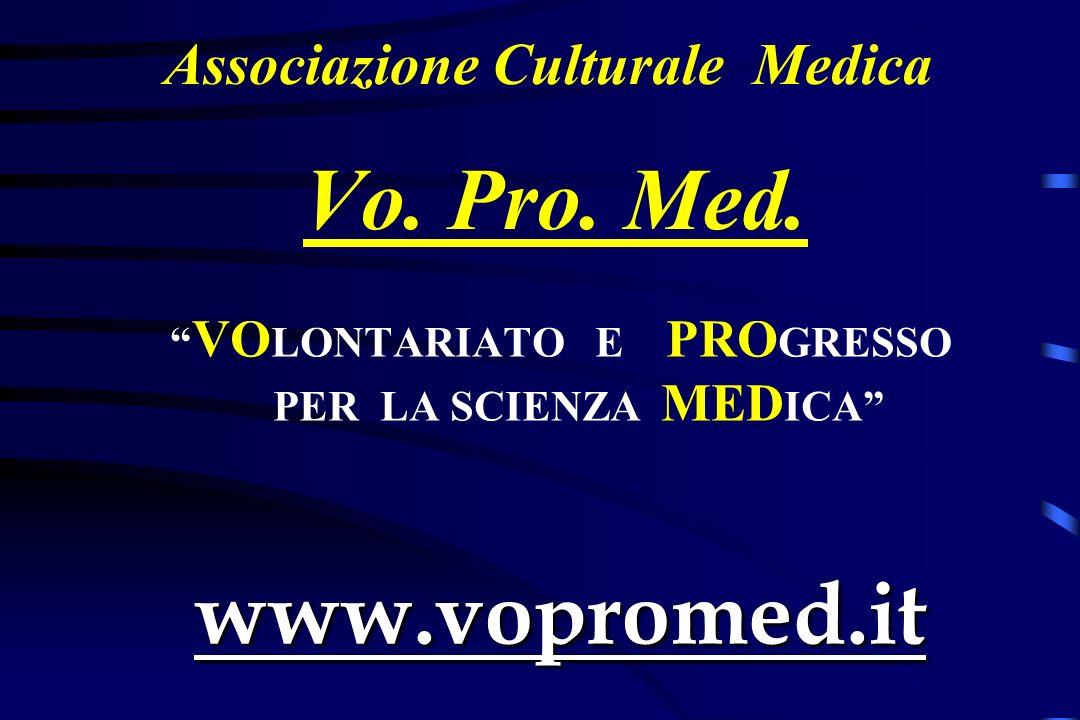 Associazione Culturale Medica Vo.Pro. Med.
