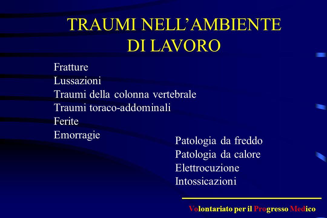 Associazione Culturale Medica Vo. Pro. Med. VO LONTARIATO E PRO GRESSO PER LA SCIENZA MED ICA www.vopromed.it