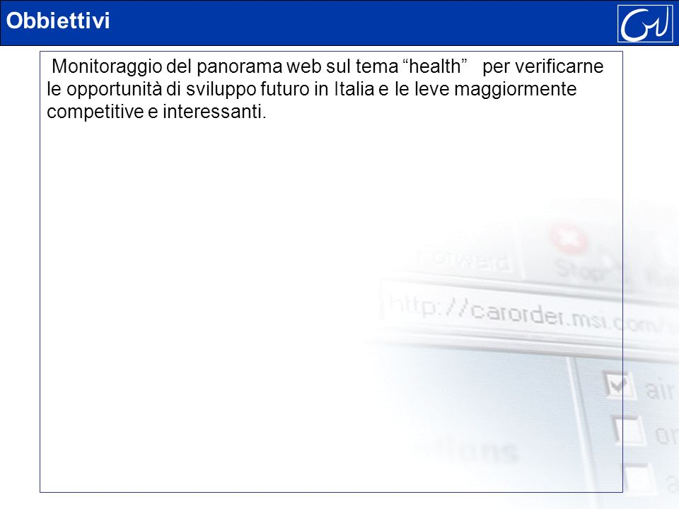 Le cose più interessanti (1/2) - omissis- - omissis-