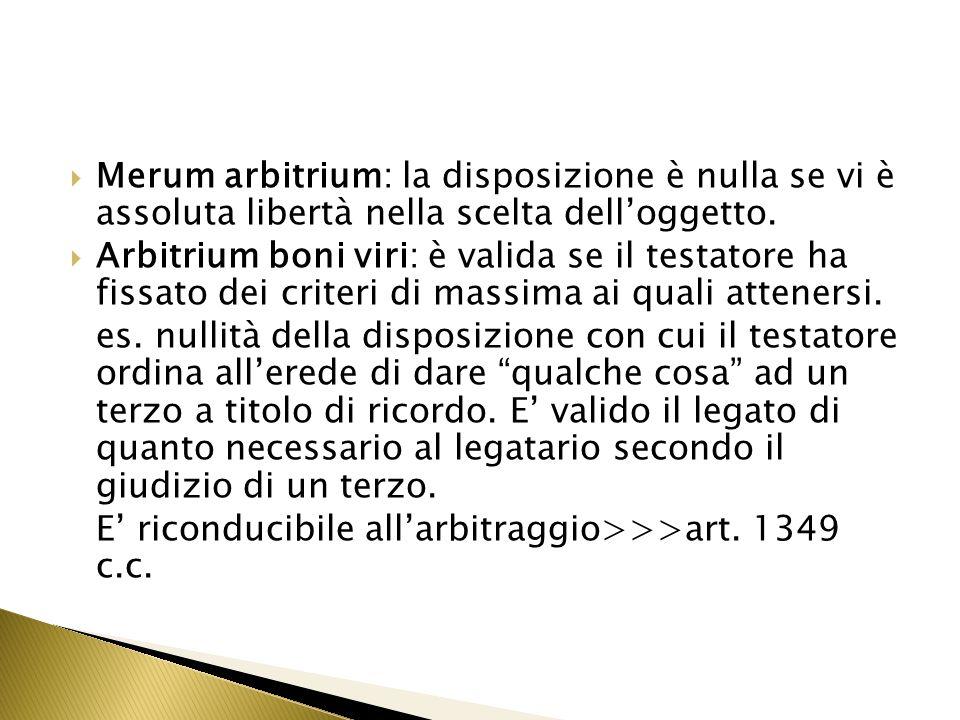 Art.632 c.c. comma 2. Legato remuneratorio.