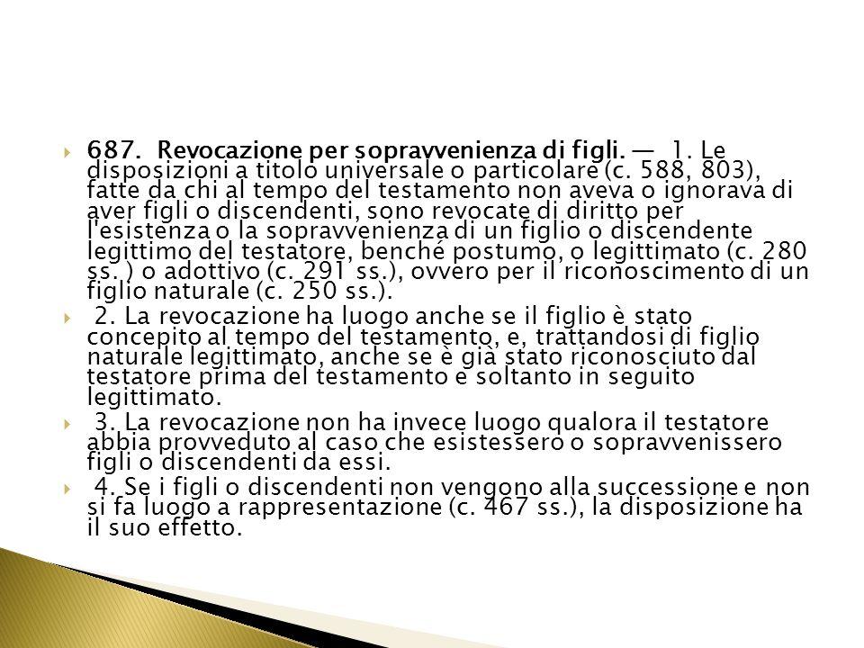 SOSTITUZIONE ORDINARIA (artt.