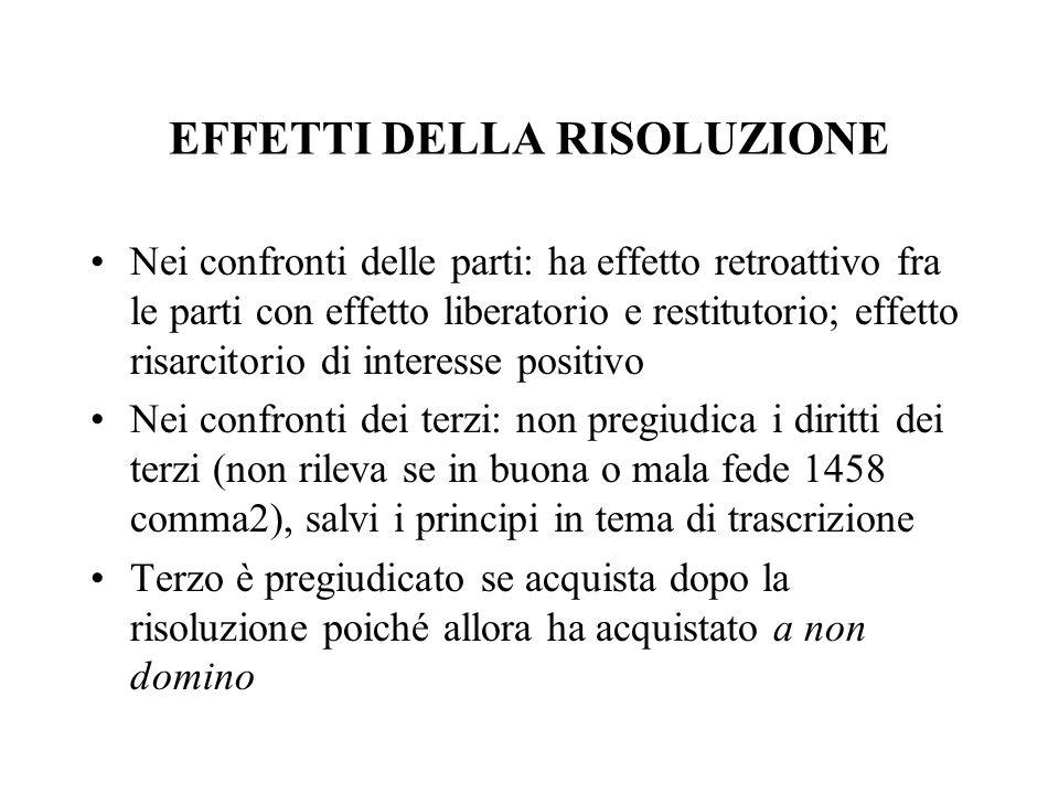 MEZZI DI AUTOTUTELA PRIVATA Artt. 1460 -1461C.C. Possibile clausola del solve et repete