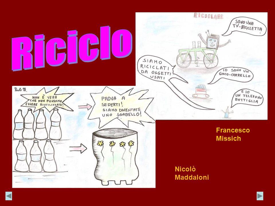 Francesco Missich Nicolò Maddaloni