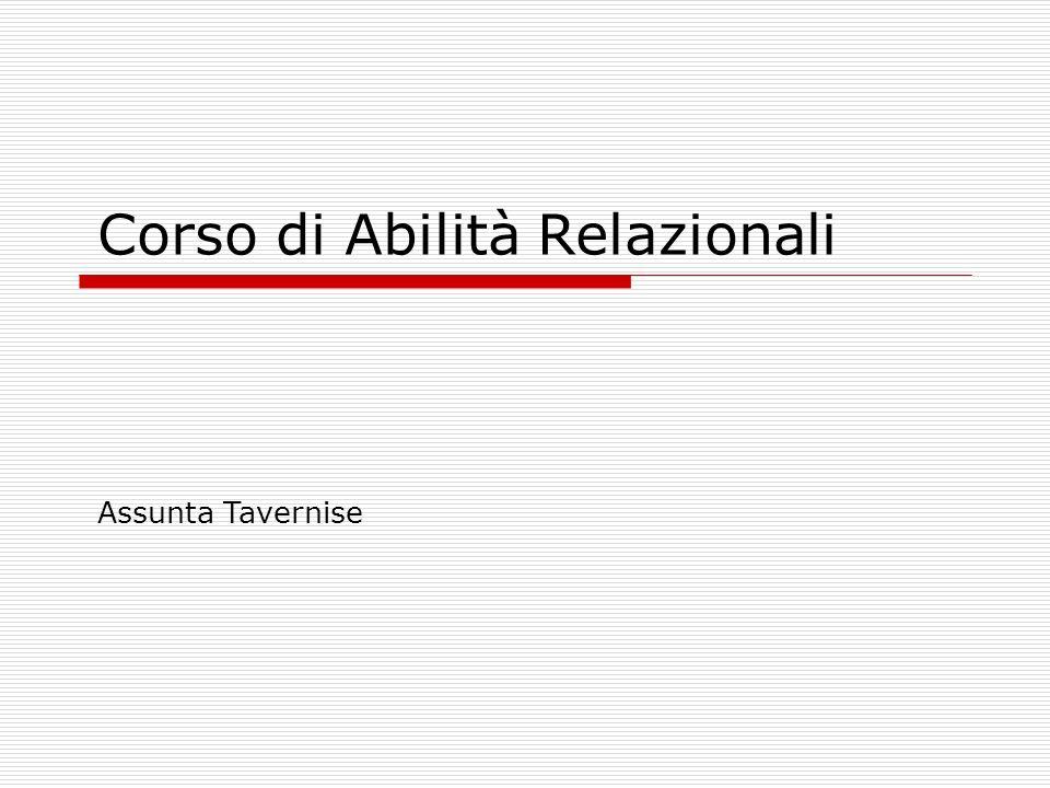 Le slide della docente Vanno imparate quelle proposte sul sito http://galileo.cincom.unical.it, pagina Tavernise in People,http://galileo.cincom.unical.it nei materiali didattici dellanno 2007- 2008 Ovvero: le slide da imparare sono quelle dellanno precedente.