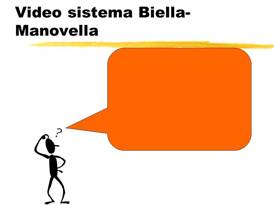Video sistema Biella- Manovella