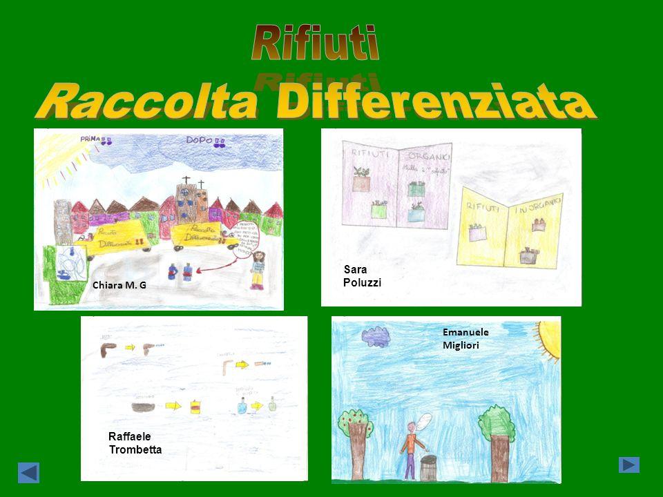 Marco Antonio Figone Marco Vitiello Nicole Ferrante Mattia Parisi RICICLO