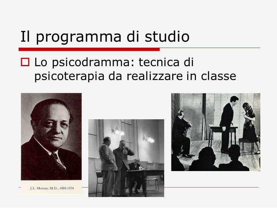 Il programma di studio La comunicazione e la tecnologia
