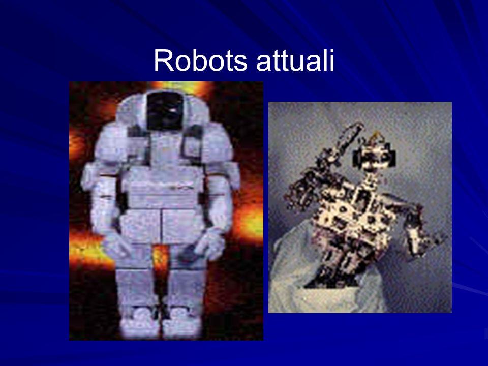 Robots attuali