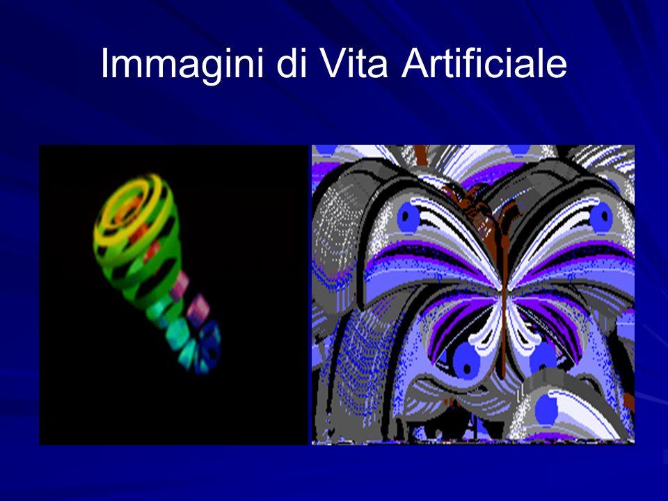 Immagini di Vita Artificiale
