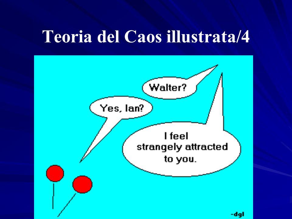 Teoria del Caos illustrata/4