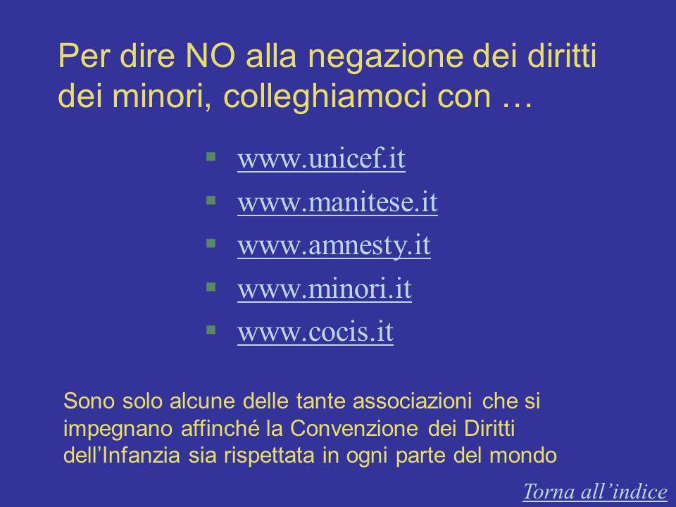 I diritti negati in Italia Letà minorile è piena di privazioni e sofferenze anche nella nostra società I REATI SUI BAMBINI Violenza carnale e altri de