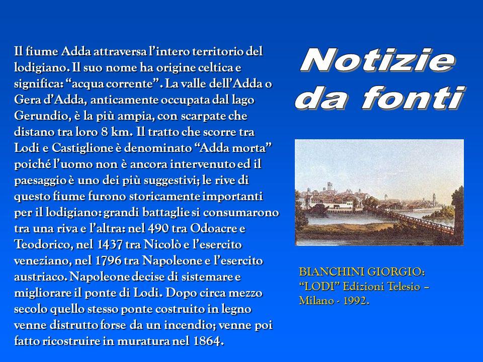 LA BATTAGLIA DI LODI LA BATTAGLIA DI LODI L avanguardia francese arrivò in vista di Lodi allalba del 10 maggio 1796; l armata austriaca si era messa in salvo oltre lAdda, lasciando circa 10 mila uomini al comando del generale Sebottendorf.