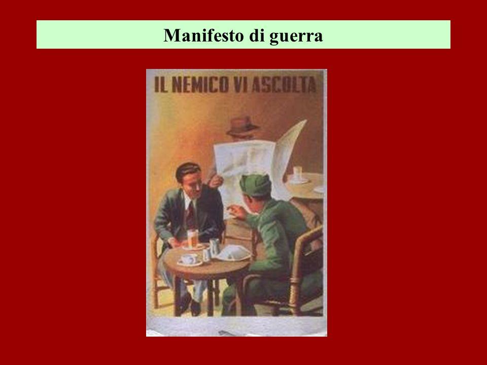 Manifesto di guerra