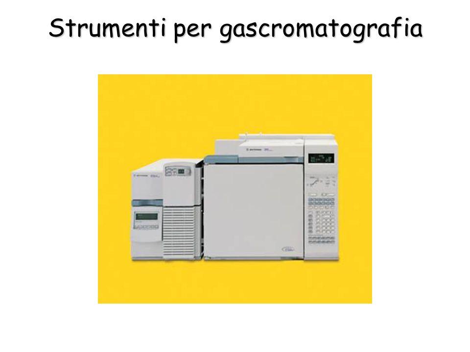 Strumenti per gascromatografia