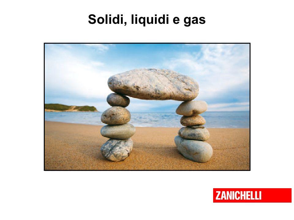 Solidi, liquidi e gas