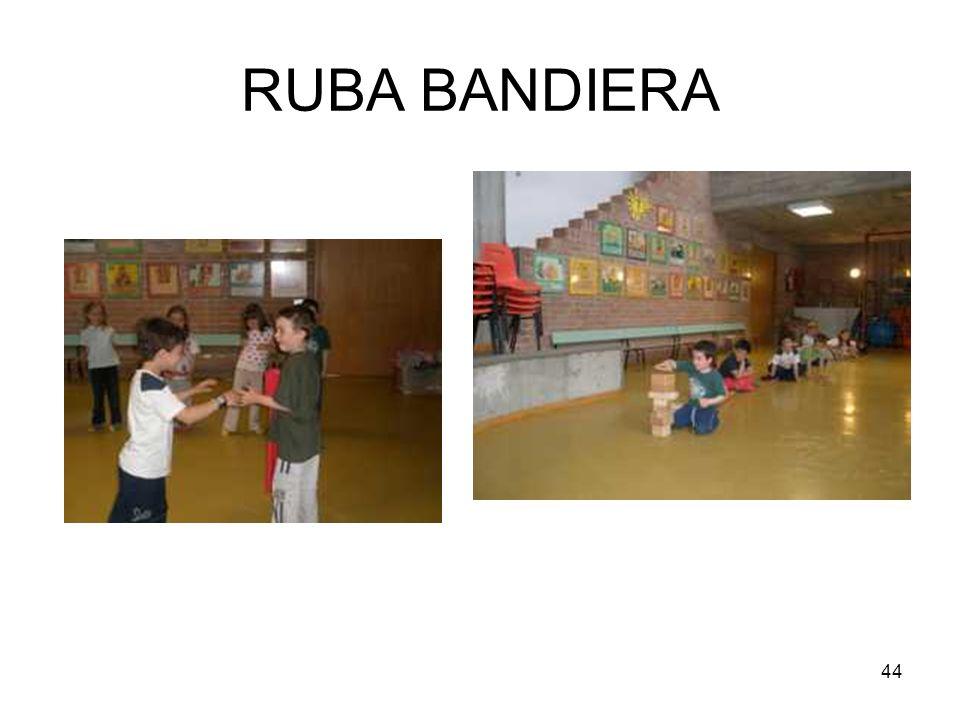 44 RUBA BANDIERA