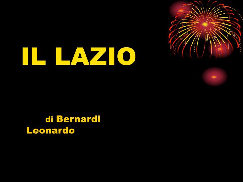 IL LAZIO di Bernardi Leonardo