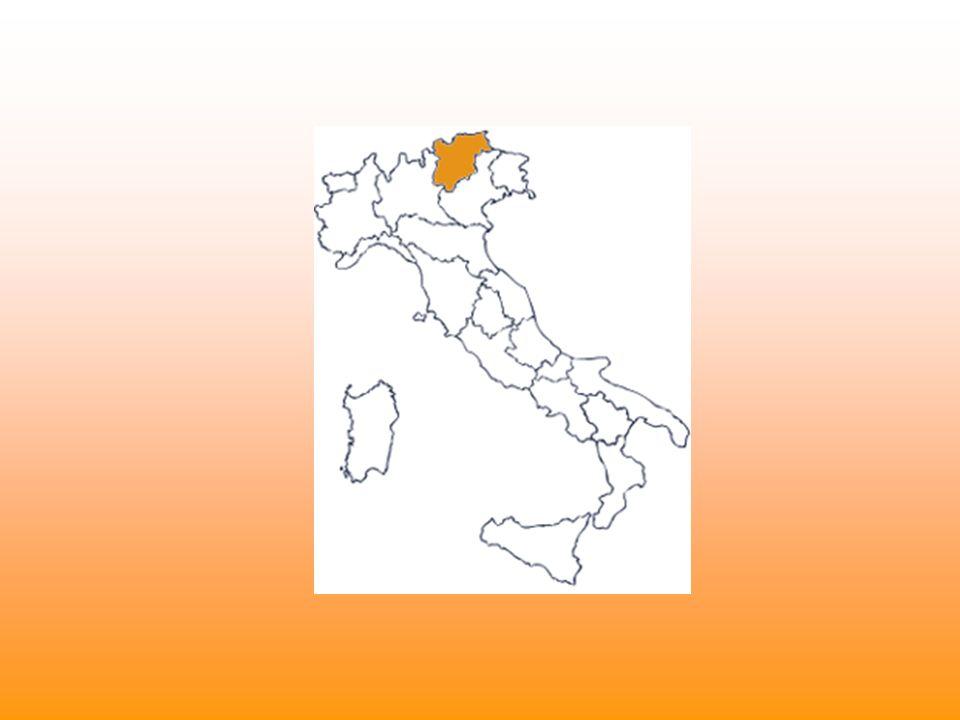 Posizione e confini Il Trentino Alto Adige si trova nell Italia settentrionale. Confina a nord con lAustria, a sud con il Veneto e la Lombardia, a est