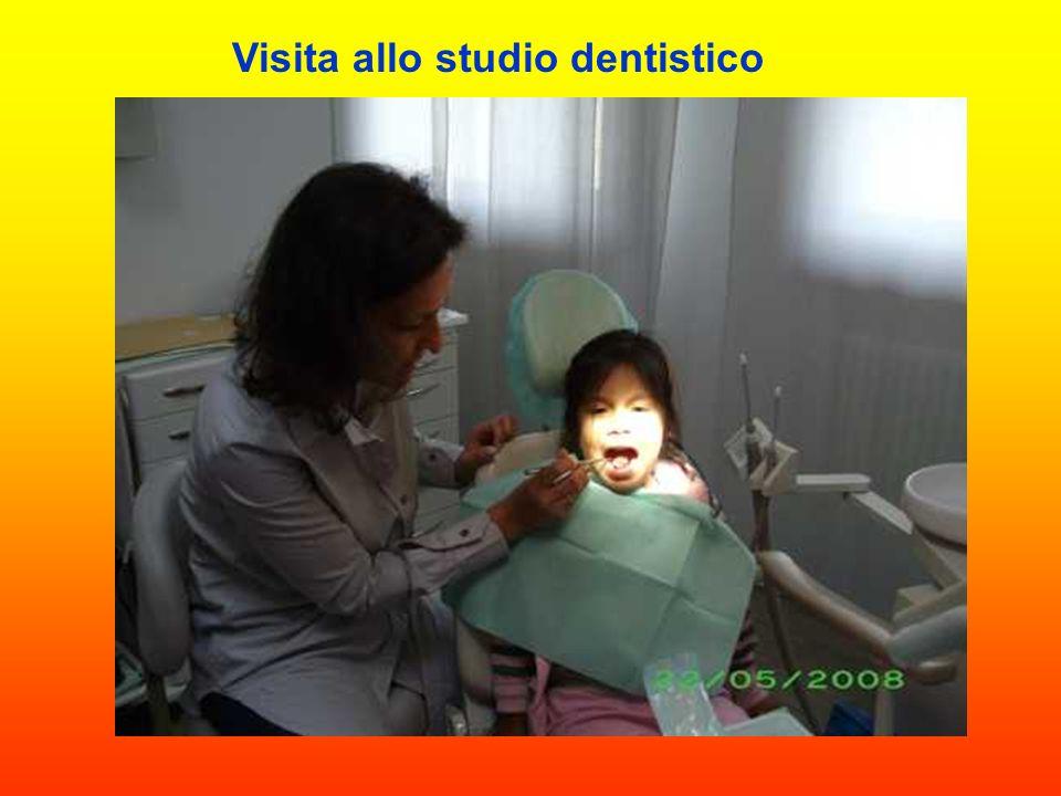 Visita allo studio dentistico