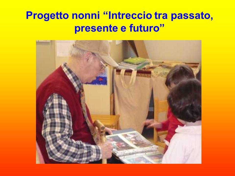 Progetto nonni Intreccio tra passato, presente e futuro