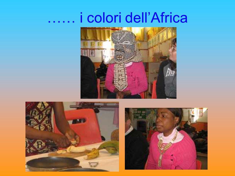 …… i colori dellAfrica