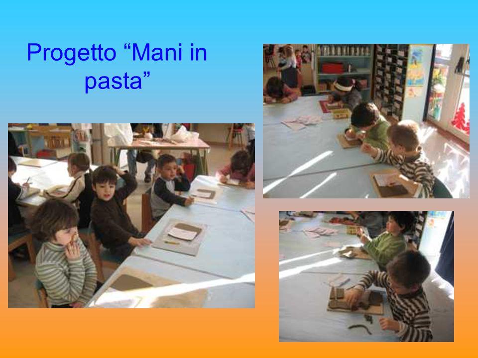Progetto Mani in pasta
