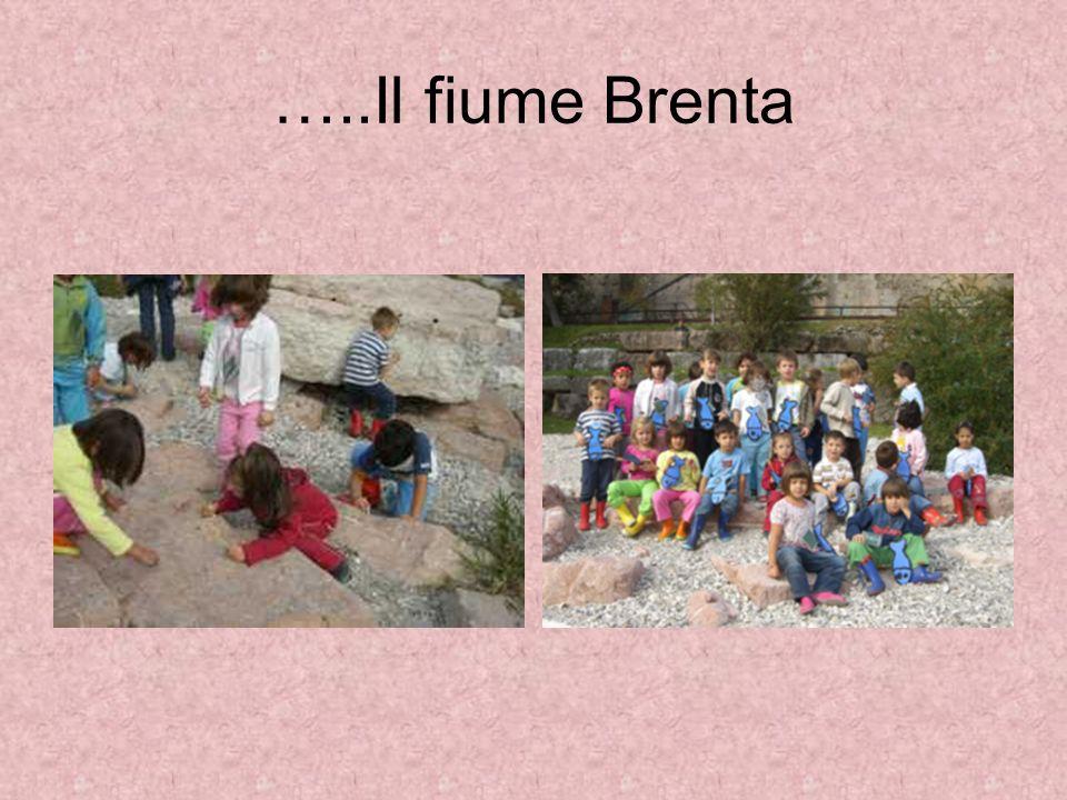 …..Il fiume Brenta