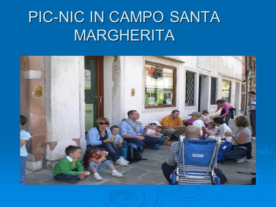 PIC-NIC IN CAMPO SANTA MARGHERITA
