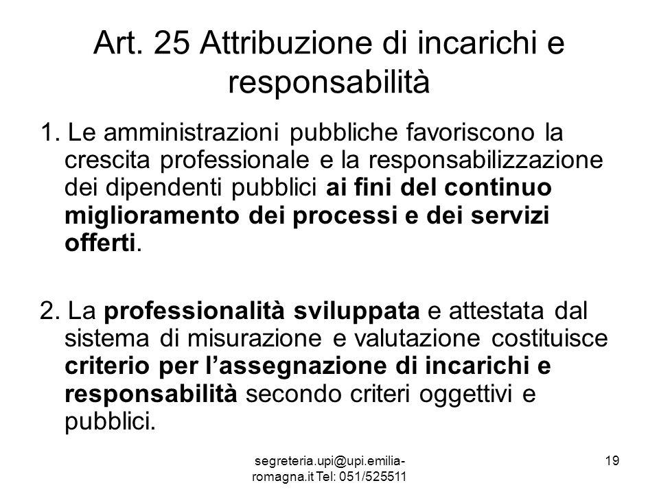 segreteria.upi@upi.emilia- romagna.it Tel: 051/525511 19 Art.
