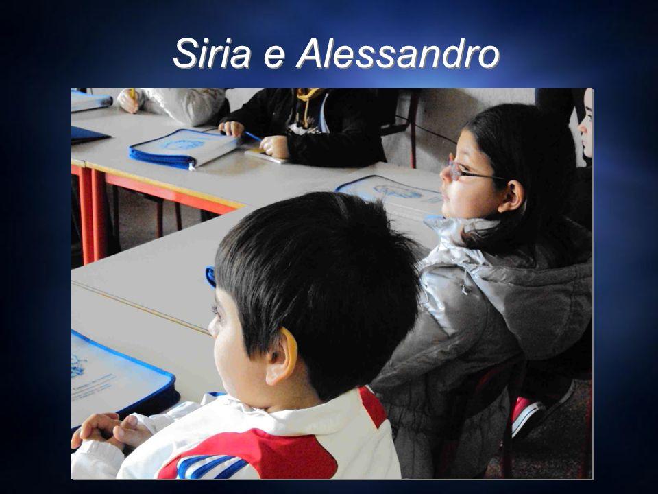 Siria e Alessandro