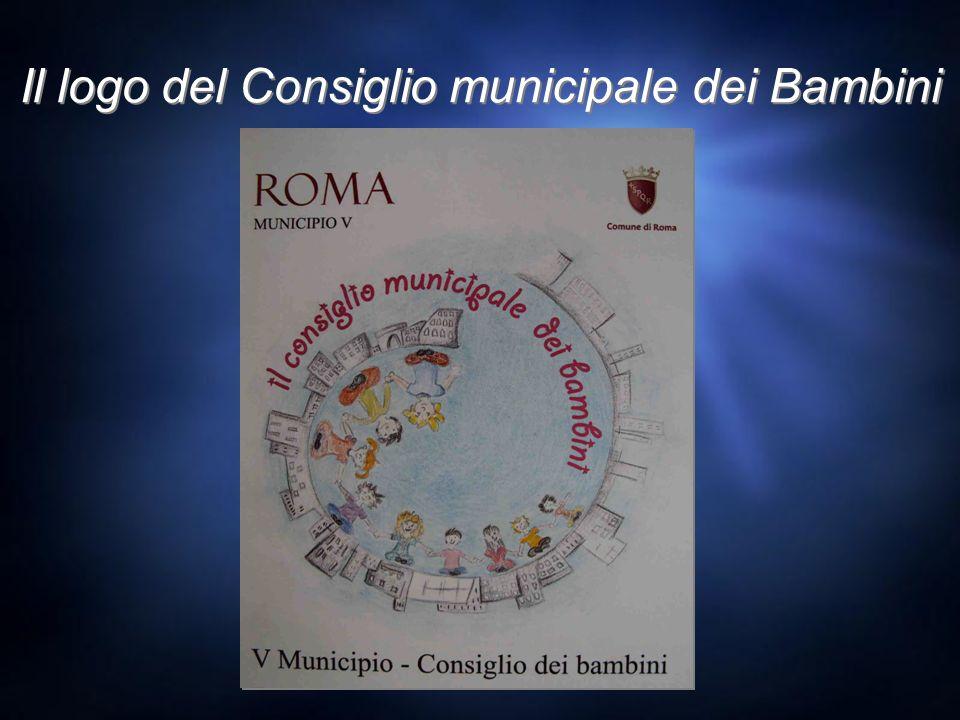 Il logo del Consiglio municipale dei Bambini