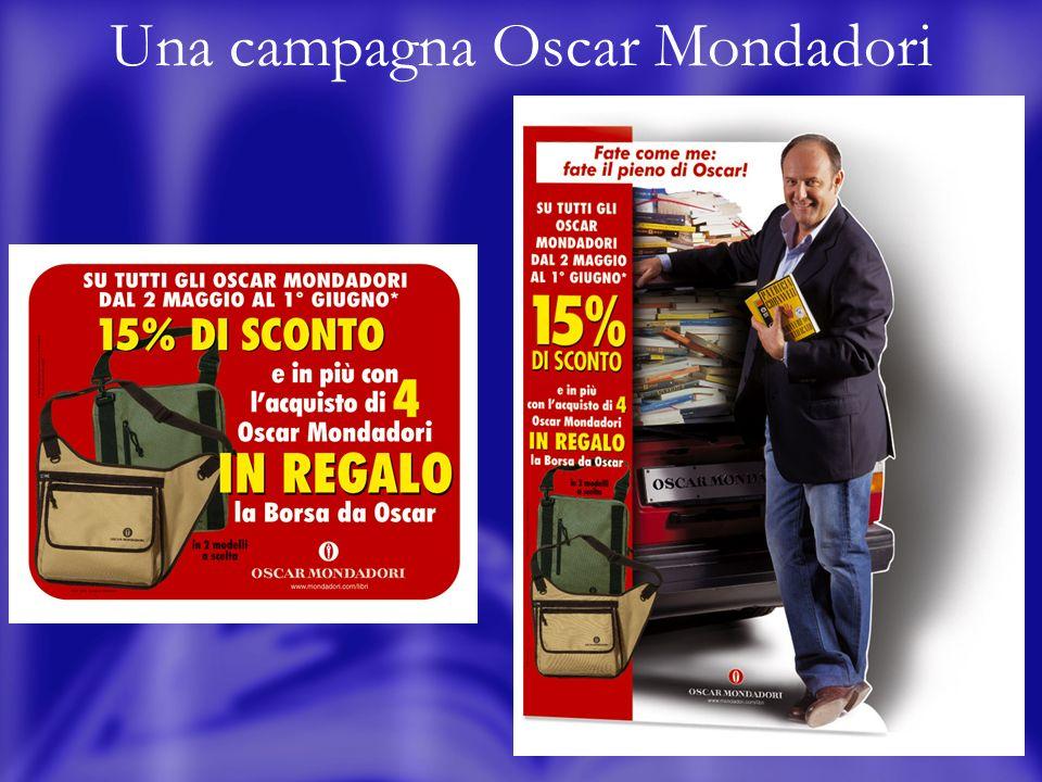 Una campagna Oscar Mondadori