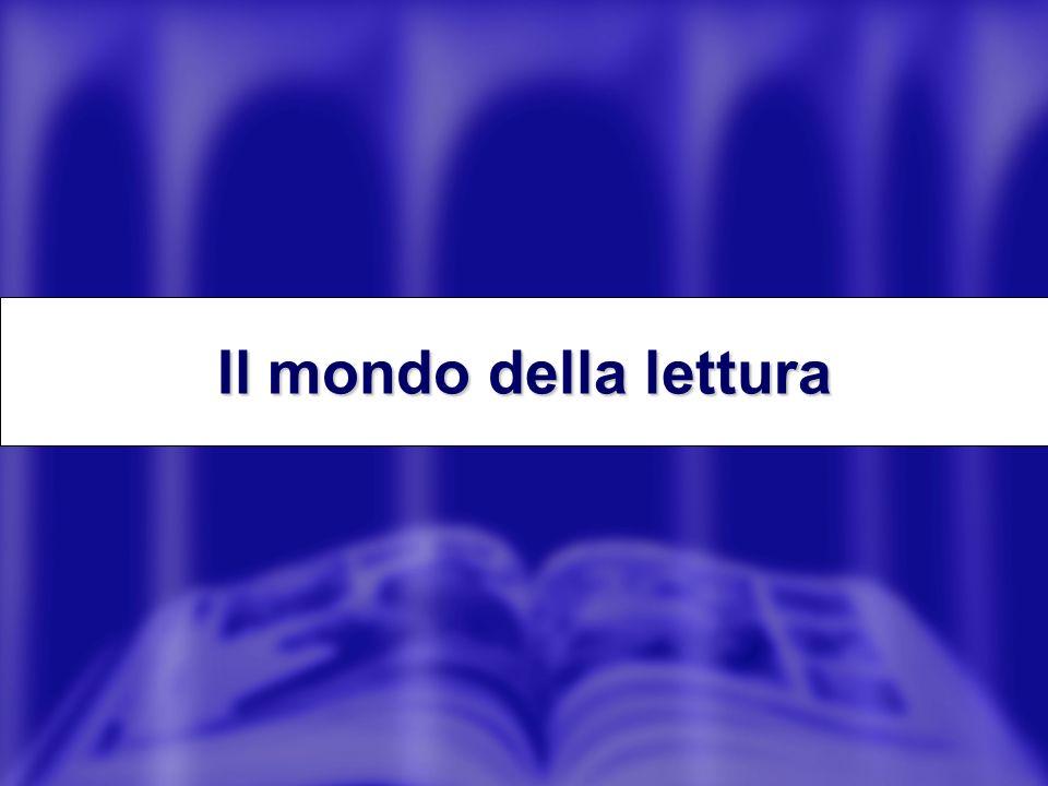 Il mondo della lettura