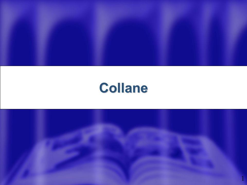 1 Collane