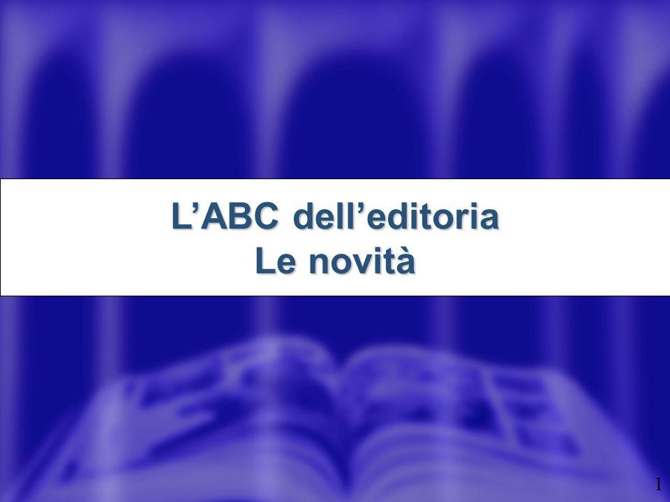 1 LABC delleditoria Le novità