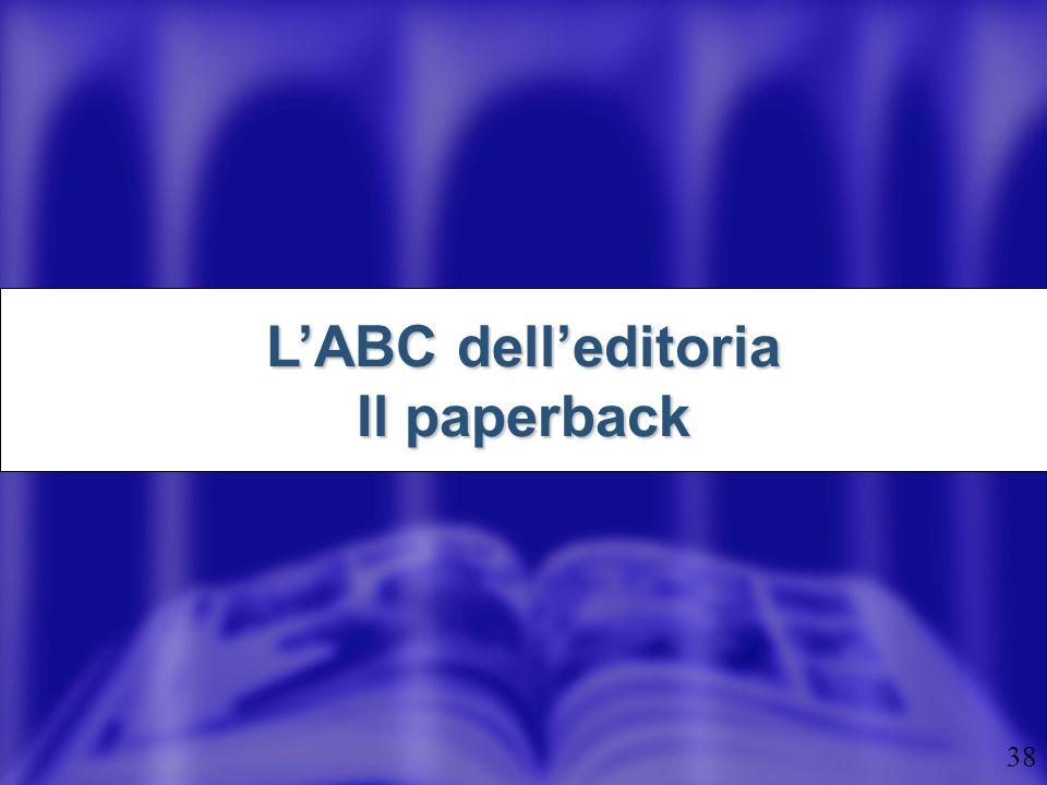 38 LABC delleditoria Il paperback