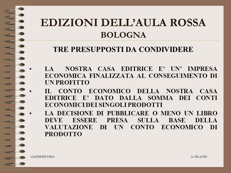 MASTER EDITORIA G.ORLANDO 3. LA SCELTA DEL CARATTERE DI FOTOCOMPOSIZIONE IL PROGETTO RIGUARDERA.